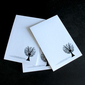 Notepads. Set of 3.
